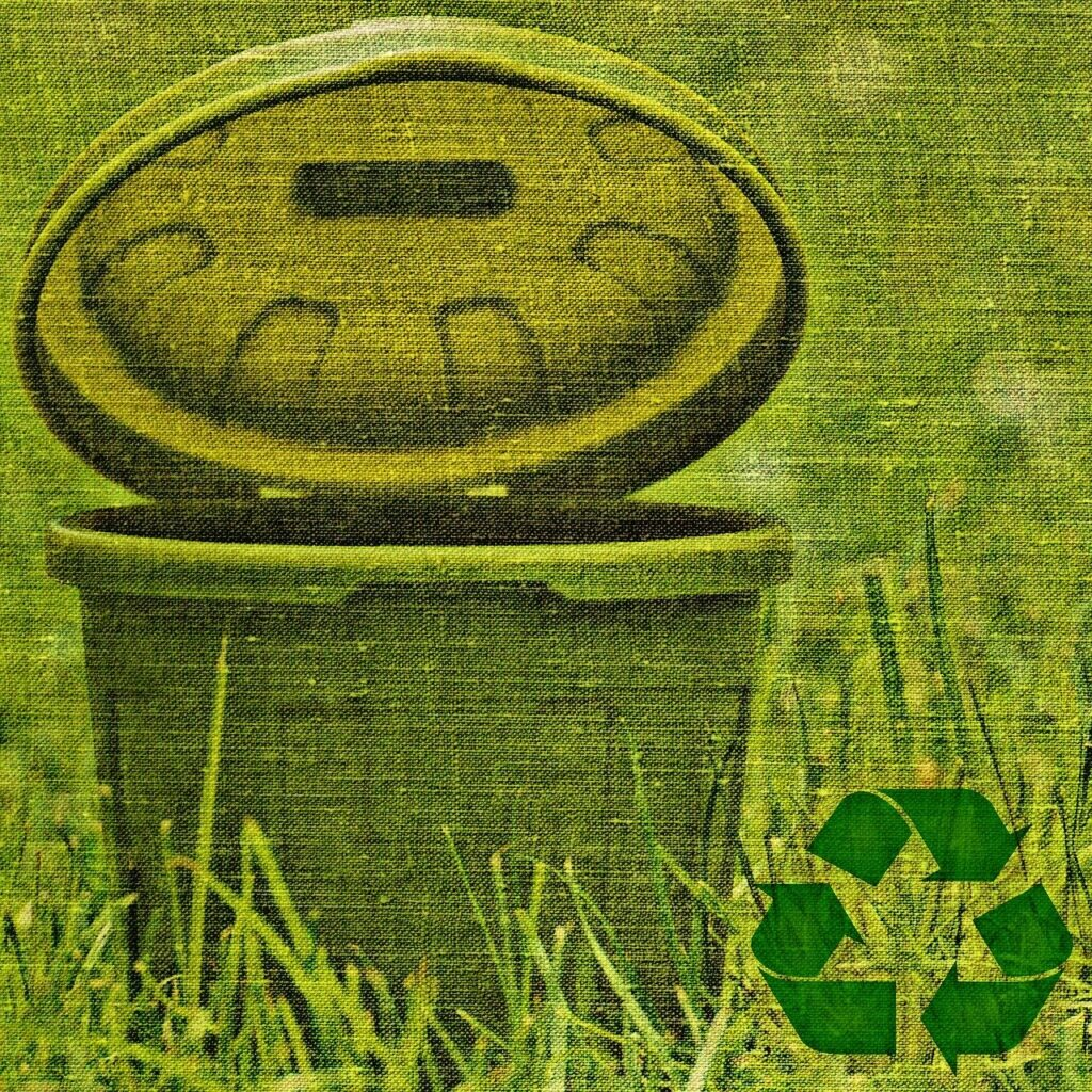 recycling, reuse, environmental protection
