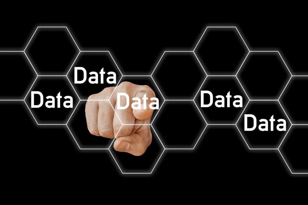 data, block chain, honeycomb