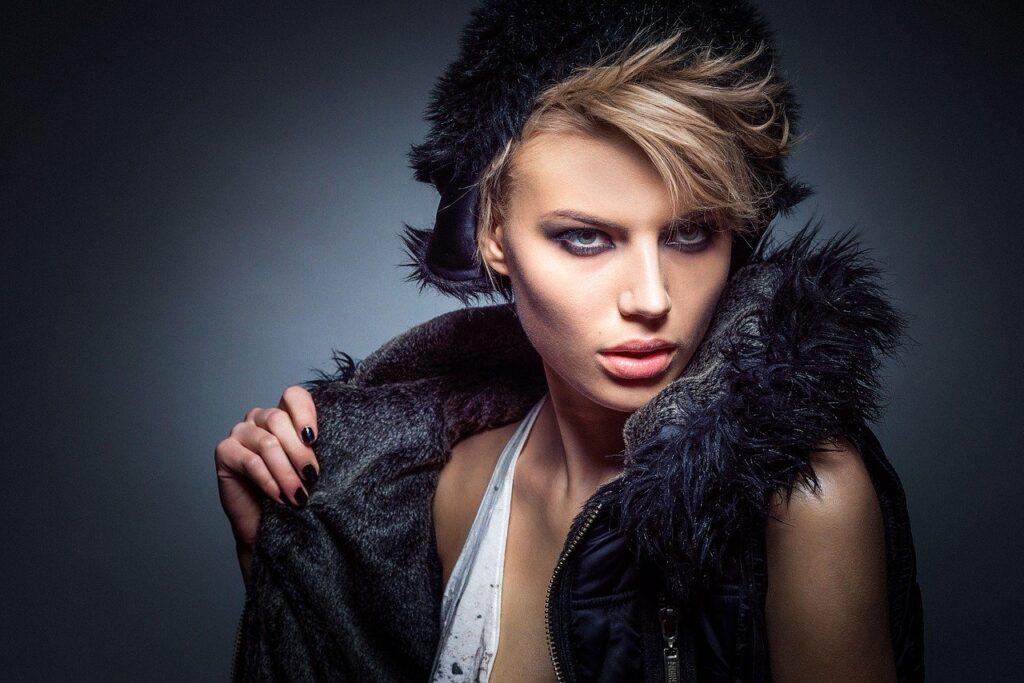 model, fashion, glamour